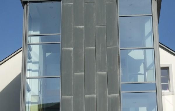 Aluminiumfassade
